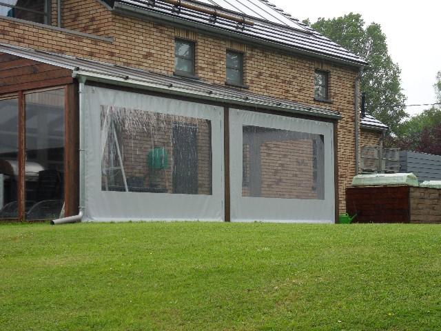rideau pour terrasse best rideau coupe vent pour terrasse with rideau pour terrasse best. Black Bedroom Furniture Sets. Home Design Ideas
